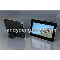 "WIFI AD player 10.2"",advertising player,digital photo frame wifi."