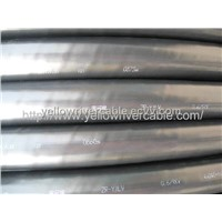 0.6/1KV Aluminum Core XLPE Insulated PVC Sheathed Flame Retardant Power Cable