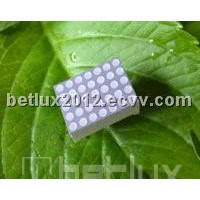 0.7 inch height 5x7 LED dot matrix