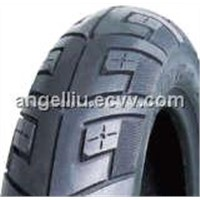 100/90-10 Scooter Tire, Motorcycle Tyre