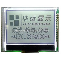LCD Module 128 x 64 COG 1 display module, serial or parallel interface