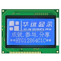 LCD module 128 x 64 Serial/Parallel Dot-matrix LCM 1 with ST7920 Controller