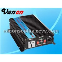 12V/24v/48vdc to 220V 1500W/1.5kw Pure Sine Wave Power Inverter With 12V10A Buildin Charger