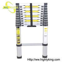 12.5'FT aluminium Telescopic industrial ladder(HT-213)