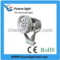 12w remote control led track light with CE&ROHS