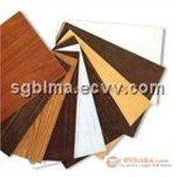 16mm High Quality Melamine Paper Faced MDF