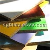 16mm Melamine Faced Particle Board
