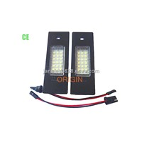18 SMD BMW E87 LED license plate lamp