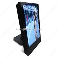 19 Inch Table Top LCD Digital Advertising Video Screen