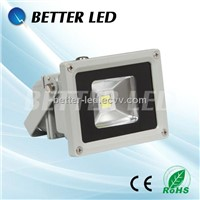 LED Flood Lamp With Pir
