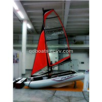2012 hot sale new sailboat MINICAT420EMOTION