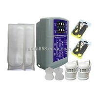 2012 new cool dual system ion cleanse device