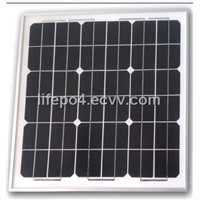 20W Monocrystalline Solar Panels for Portable Solar System
