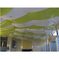 2m wide 0.18mm thickness PVC ceiling membrane factory supplied