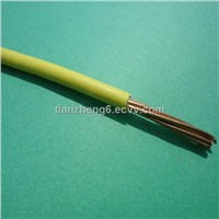 300/500V PVC insulated flat copper wire