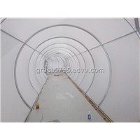 3.2m width lacquer/matte PVC stretch ceiling film manufacturer supply