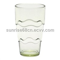 400ml Tall plastic cups drinking cups(SP-27)