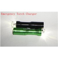 4 LED Solar Torch Charger/LED Flashlight for Mobile Phones