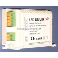 50W Dimmable LED driver 4.5v 800ma adapter