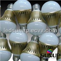 5W Office Use LED Ball Bulb / LED Lamp