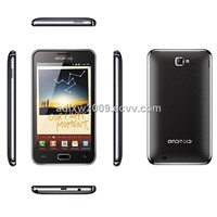 5 inch smart phone android 4.0 wap bluetooth wifi GPS AGPS (A9220)