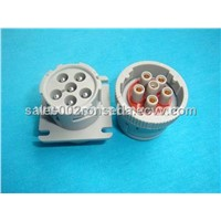 6PIN MALE FEMALE CONNECTOR