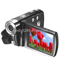 720P mini hd digital video camera with lithium battery