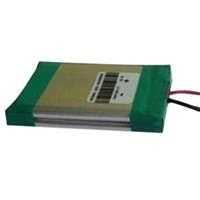 7.4V Rechargeable Lithium Polymer Battery for Power Bank, with 1,400mAh Capacity and Long Lifespan
