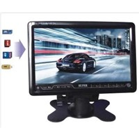 "7"" Car TV monitor with USB"