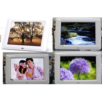 7 Inch High-Definition 800 * 600 Digital Photo Frame Multifunction Electronic Photo Frame