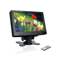 "7"" tft lcd TOUCH SCREEN monitor with VGA/AV/BNC/Audio Input"