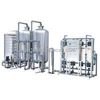 8000L/H Ultrafiltration System
