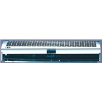 900mm Stainless Steel Cross - Flow Air Curtain