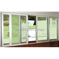 95 series apartment sliding window made in aluminum frame