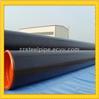 API5L seamless steel line pipe with 3PE coating