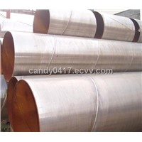 ASTM A 53 SSAW steel pipe