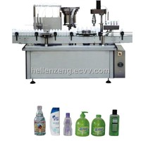 ATF-L4 Piston Filling and Capping Machine