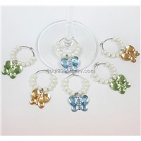Acrylic Butterfly glass marks