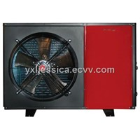 Air to water heat pump/residential central air conditioner
