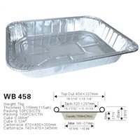 Aluminium Foil Lunch Box