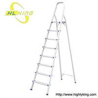 Aluminium foldable Household step ladder(HH-108)
