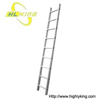 Aluminium single straight ladder (HE-109)