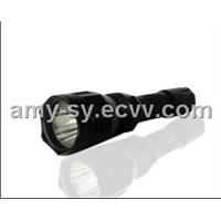 Aluminum Tactical Led Torch SY-TF-08005