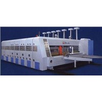 Automatic Flexo Printing and Slotting Die-Cutter