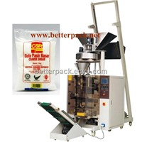 Automatic big bag sugar pouch forming filling and sealing machines