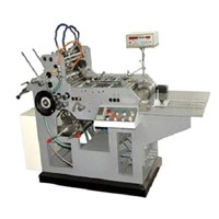 Automatic chopsticks sleeve making machine  model HP-250C- ISEEF