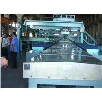 Automatic production lines for the world's leading elevator guide rail