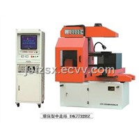 BZ Series Medium Speed CNC wire cut edm machine