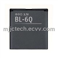 Battery for NOK(BL-6Q)