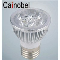 Best price 4W LED spotlight E27 direct bulb replacements  40W CA-SL-A047-4X1W cainobel CE RoHs